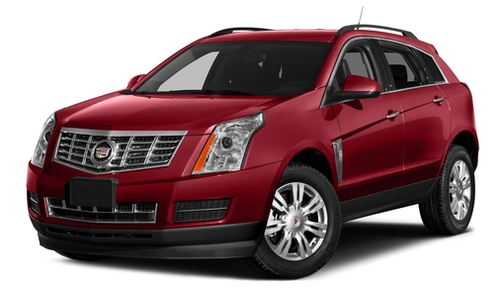 2016 Cadillac SRX Performance