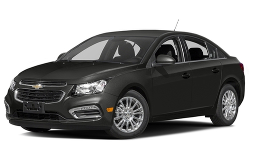 2016 Chevrolet Cruze Limited Eco