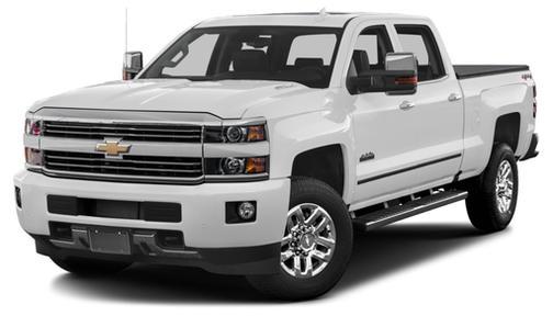 2016 Chevrolet Silverado 3500