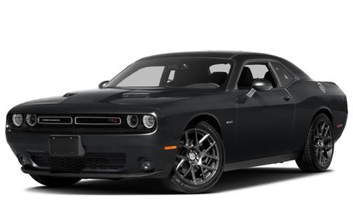 2016 Dodge Challenger 2dr Cpe R/T Plus