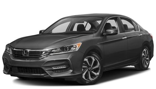 2016 Honda Accord 4dr I4 CVT EX-L w/Navi & Honda Sensing