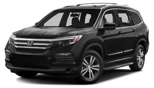 2016 Honda Pilot 2WD 4dr EX-L w/Honda Sensing