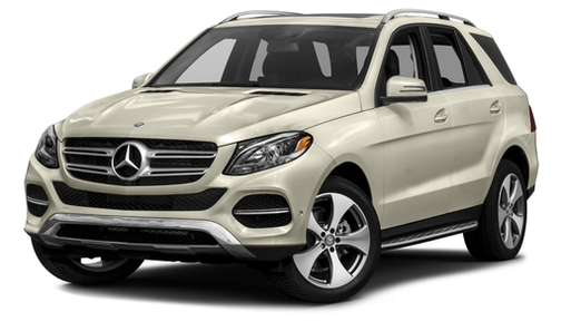 2016 Mercedes-Benz GLE 350