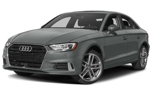 2017 Audi A3 2.0 TFSI Premium Plus quattro AWD