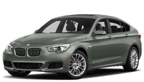 2017 BMW 550i Gran Turismo xDrive