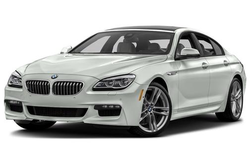2017 BMW 650i Gran Coupe xDrive