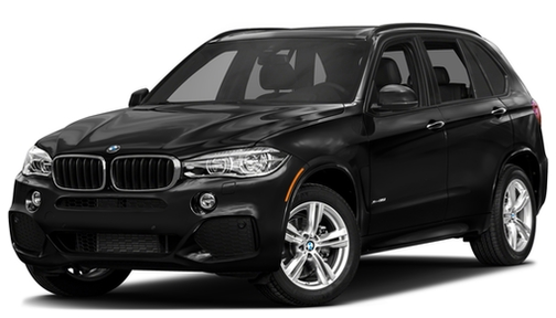 2017 BMW X5 xDrive50i Sports Activity Vehicle