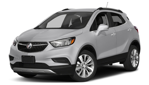 2017 Buick Encore AWD 4dr Preferred