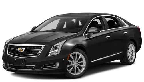 2017 Cadillac XTS 4dr Sdn Platinum AWD