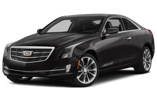 2017 Cadillac ATS 2dr Cpe 3.6L Premium Performance RWD