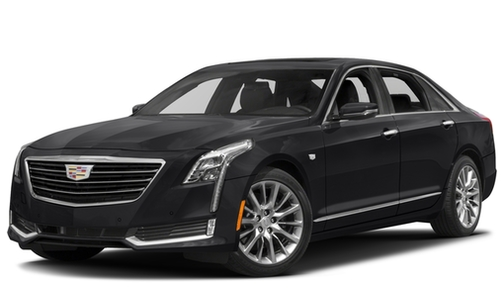 2017 Cadillac CT6 4dr Sdn 3.0L Turbo Luxury AWD