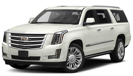 2017 Cadillac Escalade ESV 2WD 4dr Platinum