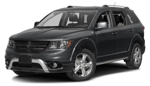 2017 Dodge Journey Crossroad Plus AWD