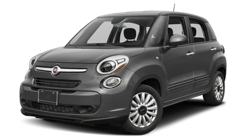 2017 FIAT 500L Lounge Hatch