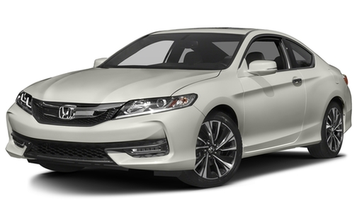 2017 Honda Accord EX-L V6 Manual
