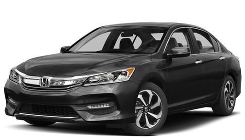 2017 Honda Accord EX CVT