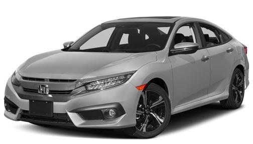 2017 Honda Civic Touring CVT