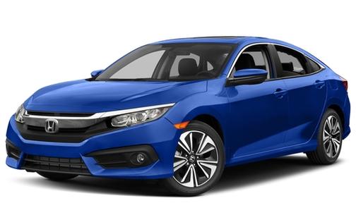 2017 Honda Civic EX-L CVT w/Navigation