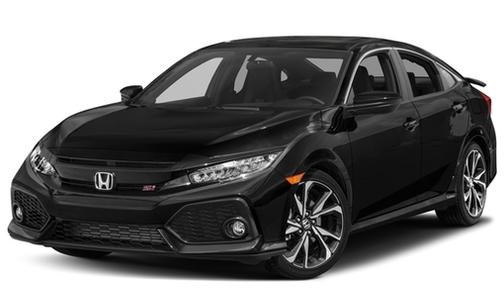 2017 Honda Civic Si Manual HPT