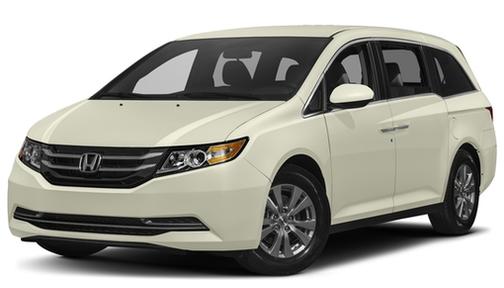 2017 Honda Odyssey SE Auto