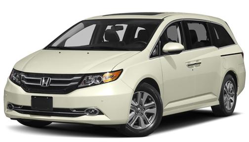 2017 Honda Odyssey Touring Auto