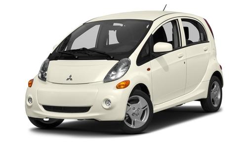 2017 Mitsubishi i ES Auto