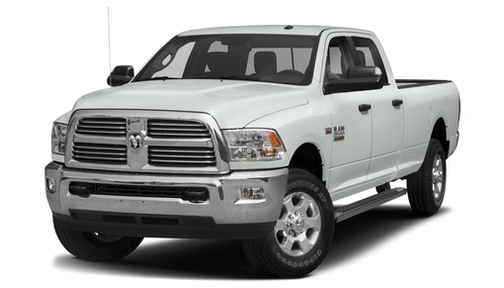2017 RAM 3500 Limited