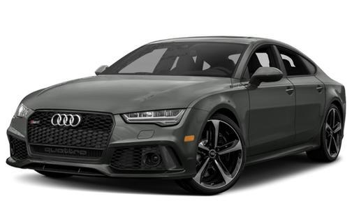 2018 Audi RS 7 4.0 TFSI