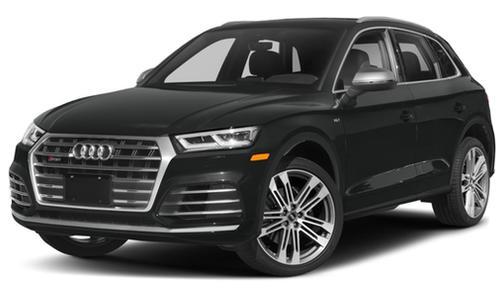 2018 Audi SQ5 3.0 TFSI Premium Plus