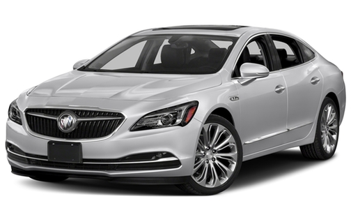 2018 Buick LaCrosse 4dr Sdn Premium AWD