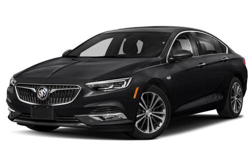 2018 Buick Regal 4dr Sdn GS AWD