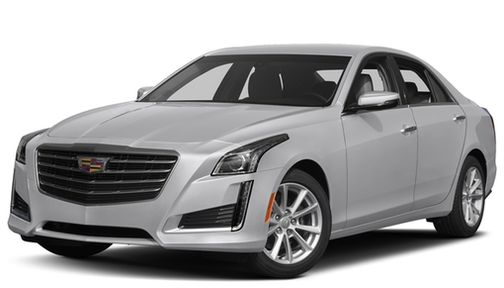 2018 Cadillac CTS 4dr Sdn 2.0L Turbo Luxury RWD