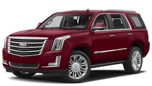 2018 Cadillac Escalade 2WD 4dr Platinum