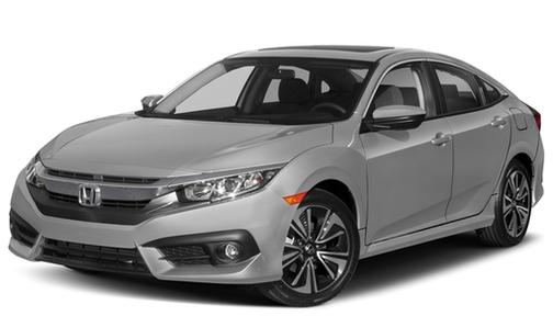 2018 Honda Civic EX-T Manual