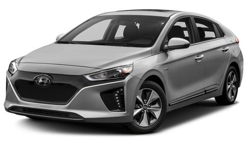 2018 Hyundai Ioniq Limited