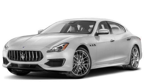 2018 Maserati Quattroporte S GranSport Q4