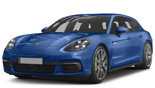 2018 Porsche Panamera Turbo S Sport Turismo