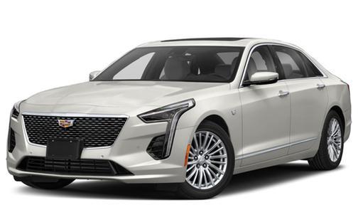 2019 Cadillac CT6 4dr Sdn 3.6L Premium Luxury AWD