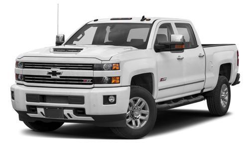 2019 Chevrolet Silverado 3500 LT
