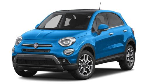 2019 FIAT 500X Blue Sky Edition AWD