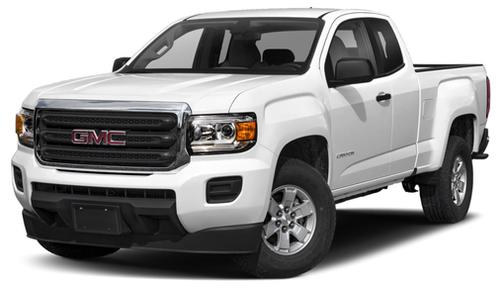 2019 GMC Canyon 4WD Ext Cab 128.3' All Terrain w/Leather