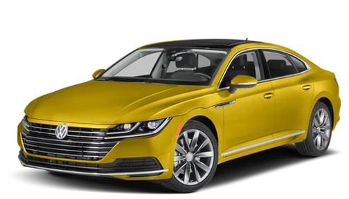 2019 Volkswagen Arteon