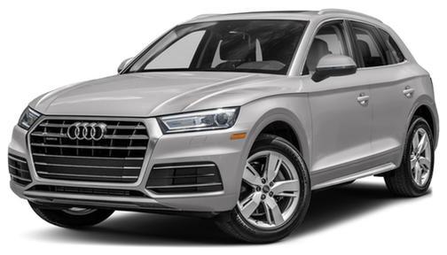 2020 Audi Q5 2.0T Premium Plus