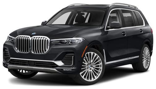 2020 BMW X7 xDrive50i Sports Activity Vehicle