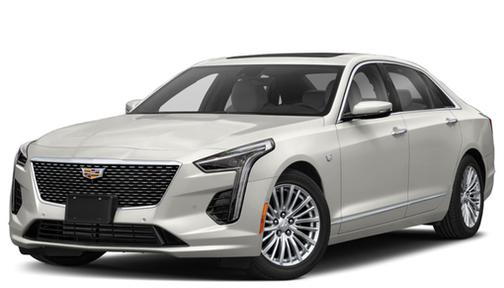 2020 Cadillac CT6 Luxury