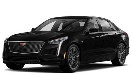 2020 Cadillac CT6 4dr Sdn