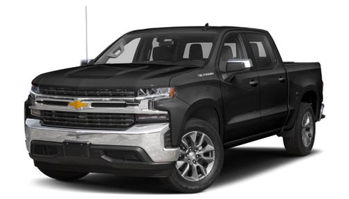 2020 Chevrolet Silverado 1500 W/T