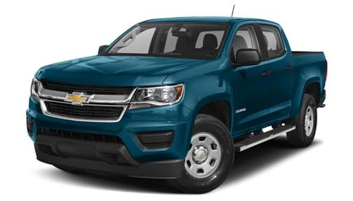 2020 Chevrolet Colorado W/T