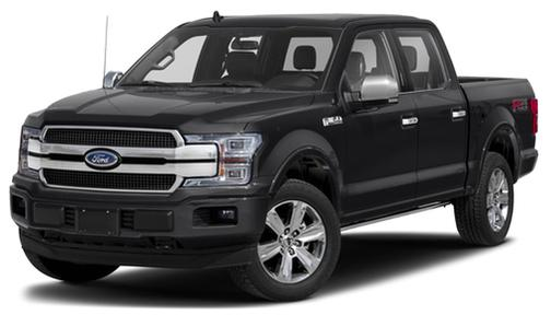 2020 Ford F150 Platinum