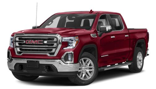 2020 GMC Sierra 1500 4WD Crew Cab 147' Elevation